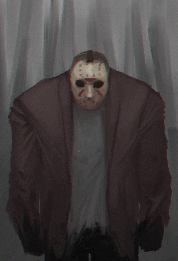 Jason Sketch by Darthpepo1