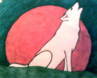 Wolf Spirit by ComradeRooski