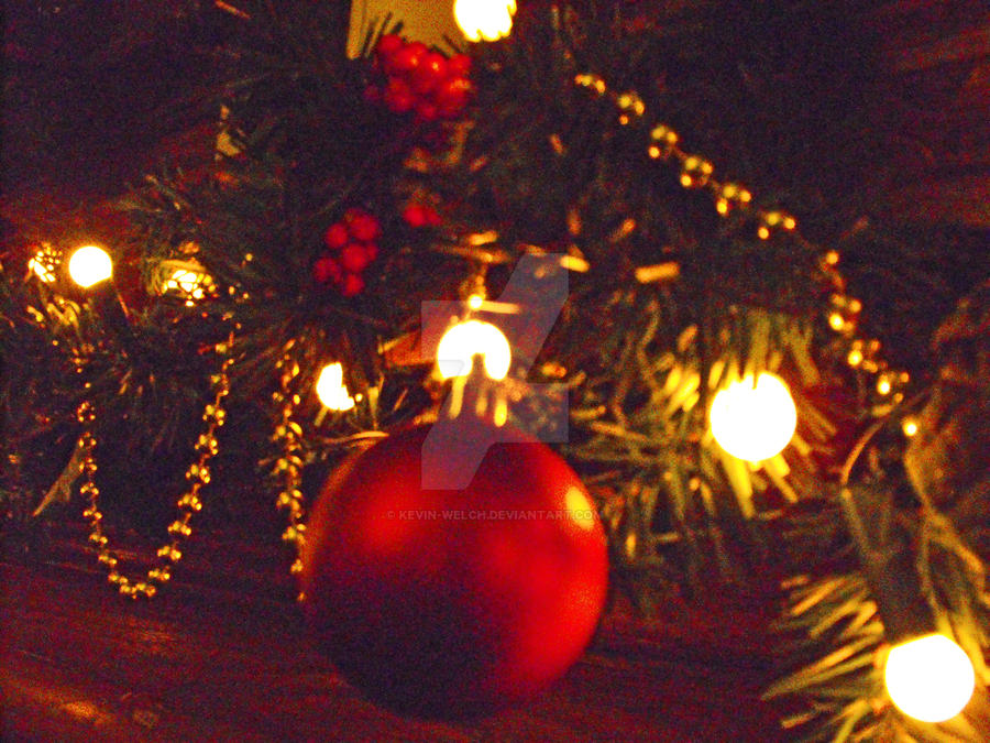 Bauble, Berries and Beads by Kevin-Welch