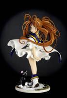 Ah My Goddess Belldandy by Minky85