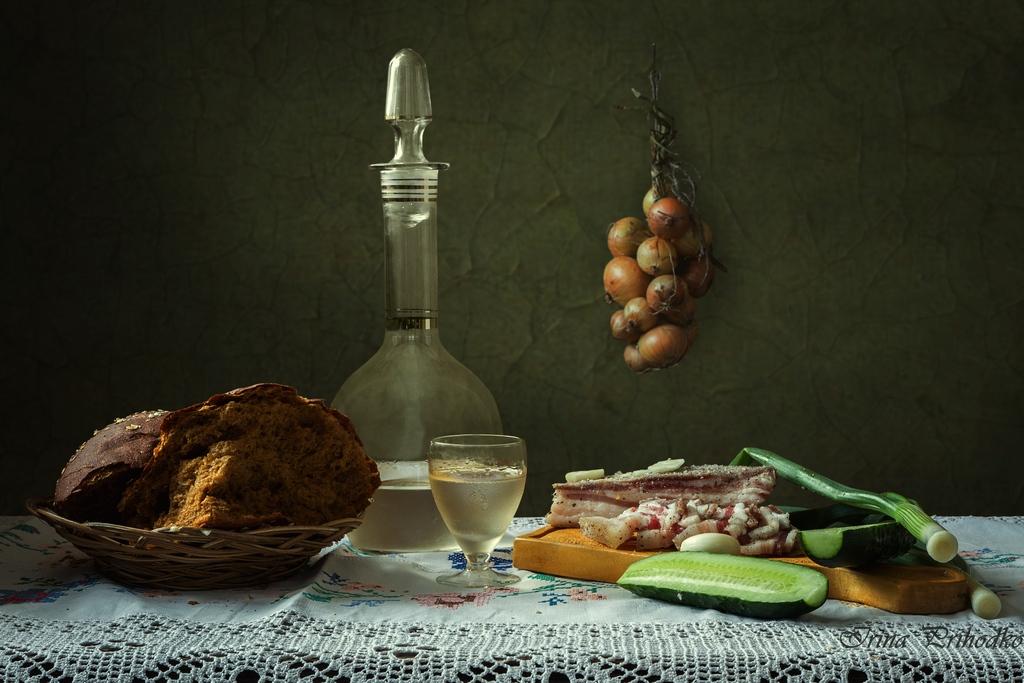Slavic appetizer by Daykiney