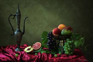 Oriental by Daykiney