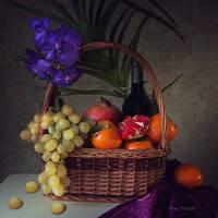 Fruit Basket by Daykiney