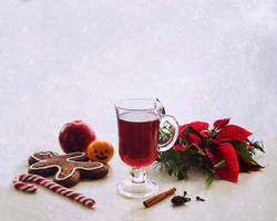 Christmas Mulled Wine by Daykiney