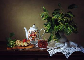 Linden tea by Daykiney