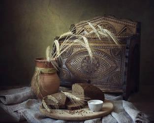 Bread Saviour by Daykiney