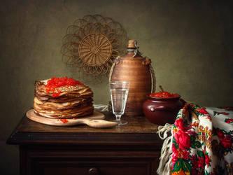 Pancake Week by Daykiney