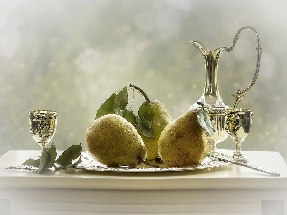 Pear Sourbet by Daykiney