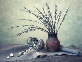 With Palm Sunday! by Daykiney