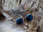 Masyanya in the glasses