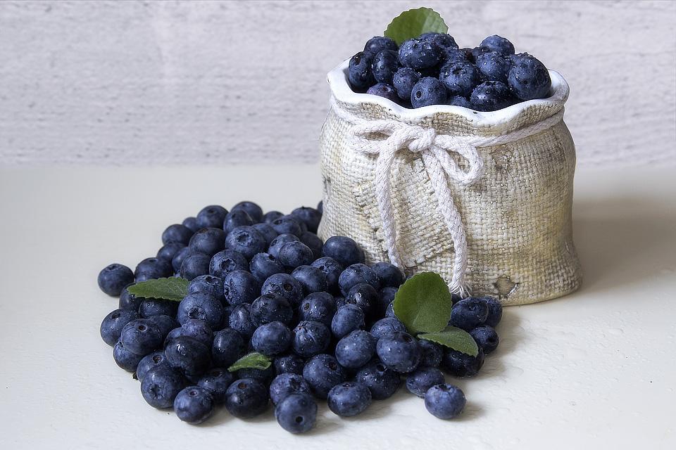 Blueberry by Daykiney