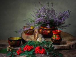 Autumn at the Hohloma by Daykiney