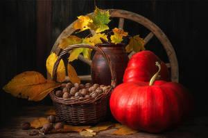 Wheel of autumn by Daykiney