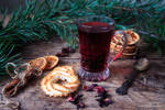 Winter tea hibiscus