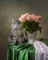 Masyanya advertises Belarusian roses by Daykiney