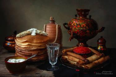 Pancakes Week by Daykiney