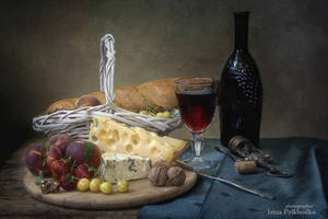 Cheese plate by Daykiney