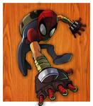 spider-man manga