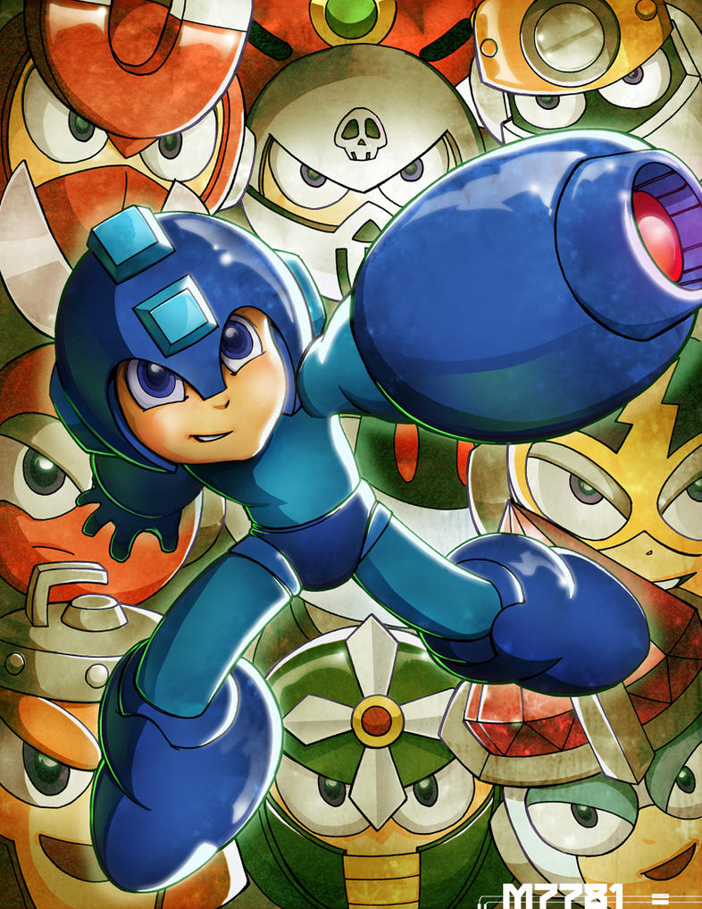 MEGA MAN by m7781