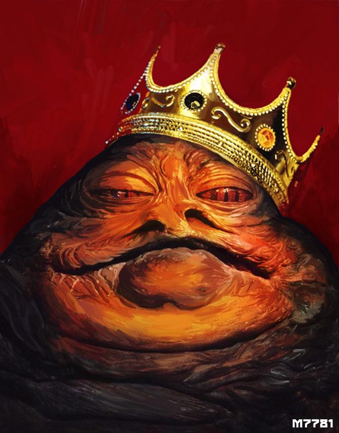jabba x biggie by m7781