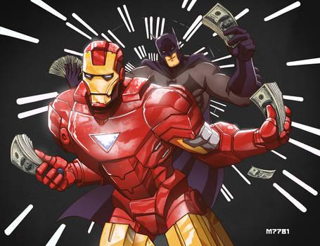 mo money mo problems...