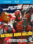deadpool x harley quinn x natural born killers