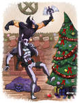 an x-force x-mas