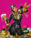 catwoman: how to rob
