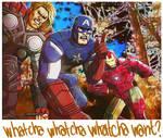 avengers x beastie boys: a tribute to MCA