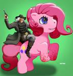 my little pony x jonah hex