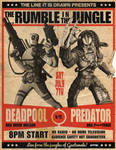 deadpool vs predator