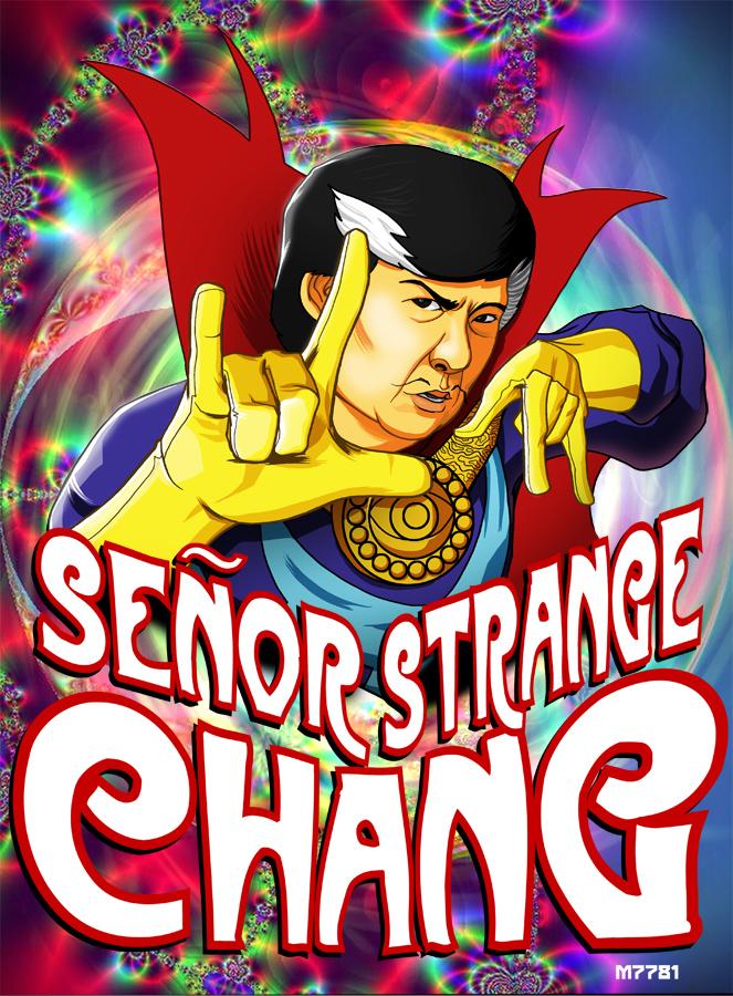 senor strange chang by m7781