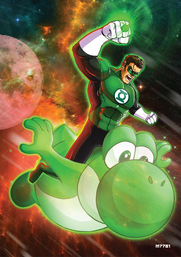 June be a mad hatter to miss these games. Green_lantern_x_yoshi_by_m7781-d5bw8kb