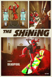 the shining x deadpool