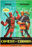 deadpool and deathstroke : comedy of errors