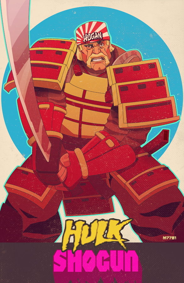 hulk shogun by m7781