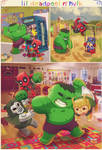Adventures of Lil' Deadpool and Hulk