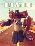 optimus prime : the road warrior by m7781