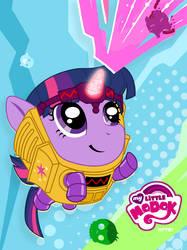 my little pony x MODOK by m7781