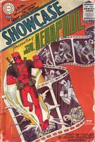 deadpool : showcase by m7781