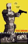 deadpool x taxi driver