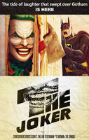 the joker x the shining by m7781