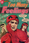 falling in love #119 x spider-man