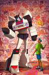 autobot jazz and the fresh prince