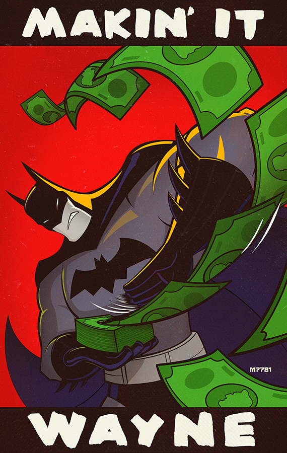 batman: makin it wayne