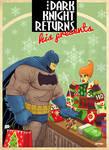the dark knight returns... his presents