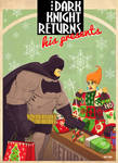 the dark knight returns... his presents