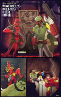 marvel mercs by m7781