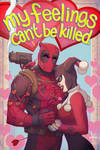 a deadpool and harley quinn valentine