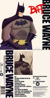 bruce wayne - bat